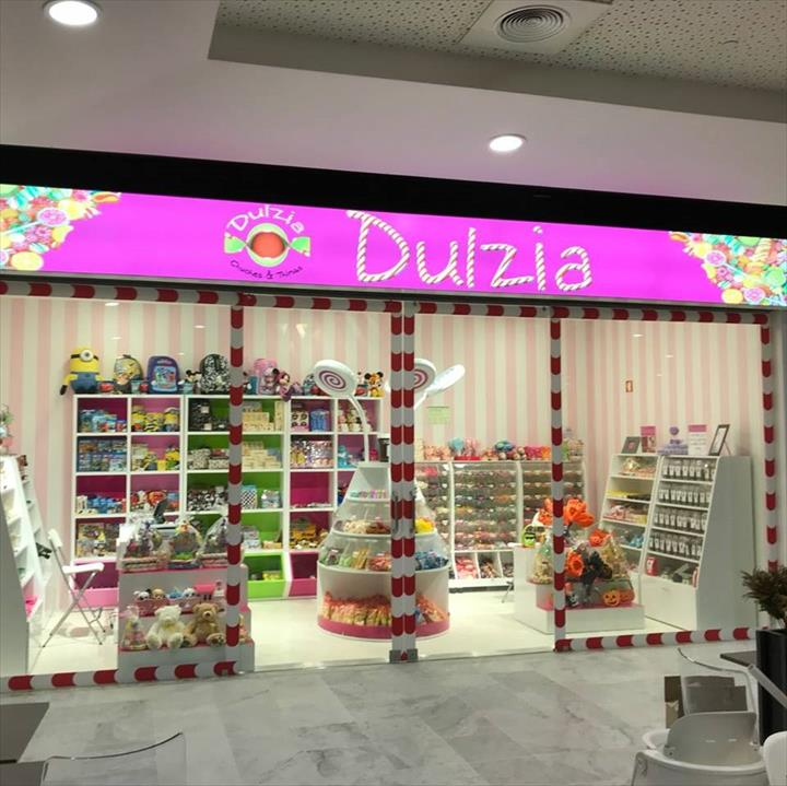 A Dulzia abre portas no CC. Glicínias em Aveiro!