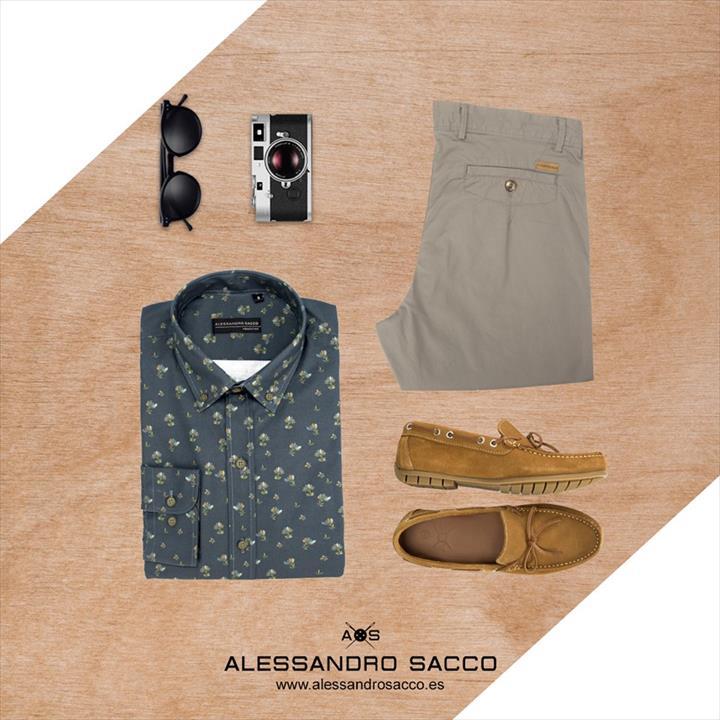 Aproveite as promoções de fim de verão das lojas Alessandro Sacco e prepare-se para receber a nossa nova coleção.