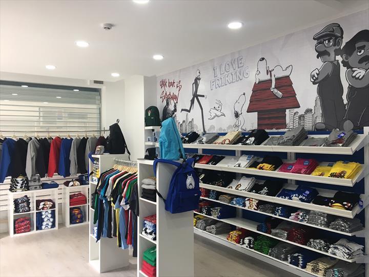 É já amanhã que abrimos a nossa loja Friking- Lisboa Cidade Universitária