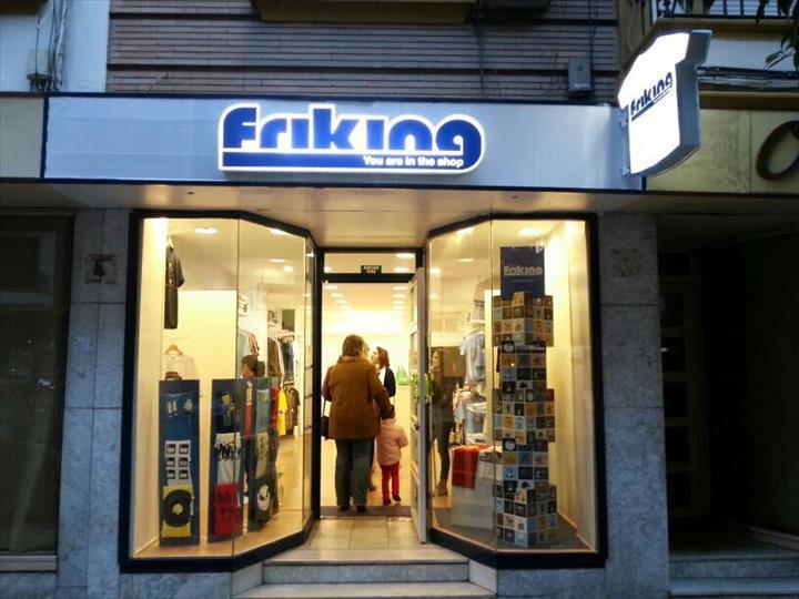 A Friking segue em constante crescimento, com 3 novas lojas em processo de abertura em Portugal e muitas outras na Europa.