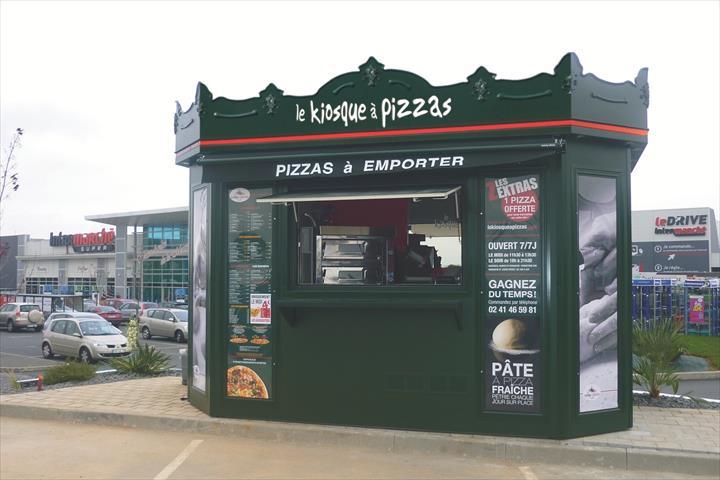 Le Kiosque à Pizzas quer abrir 10 quiosques em 2017