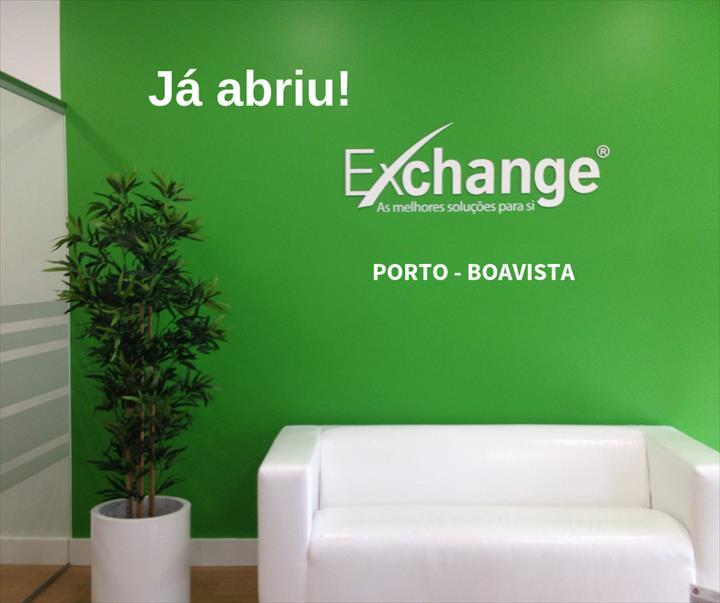 Exchange reforça o seu posicionamento na cidade Invicta.
