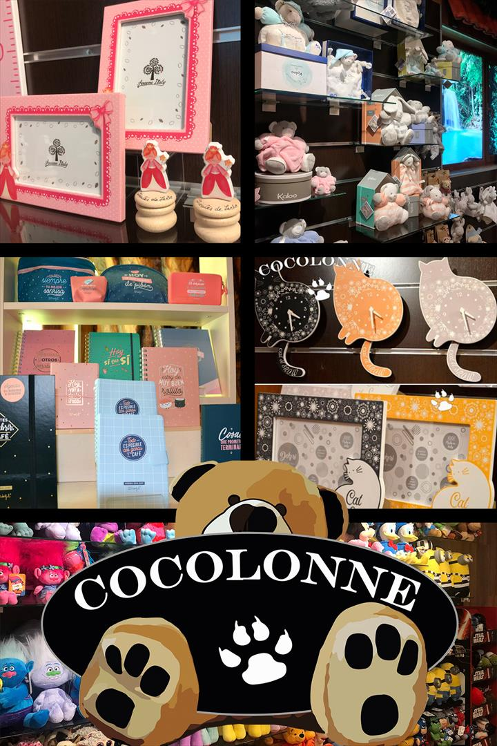 A melhor prenda de Natal encontrará na Cocolonne