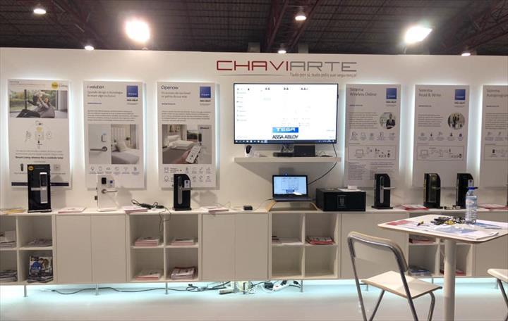 A marca de franchising Chaviarte, especialista em serviços e produtos de segurança, celebrou 24 anos no passado mês de junho.