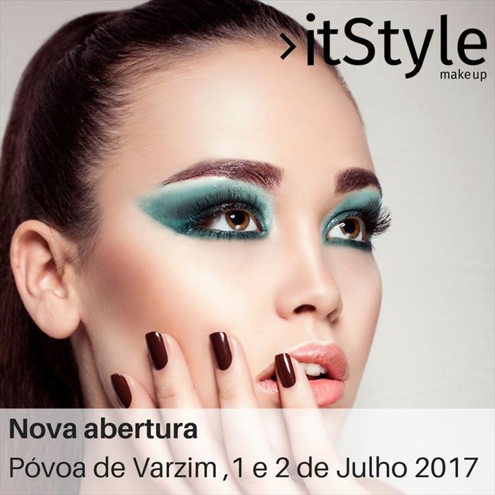 ItStyle Make Up – Próxima abertura, Póvoa de Varzim