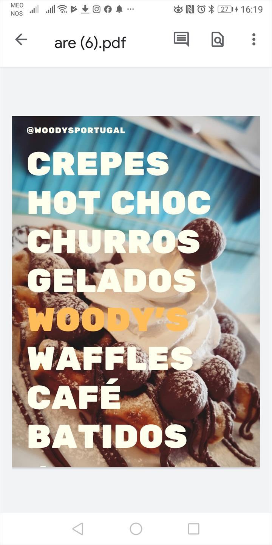 A próxima loja das melhores Waffles e Crepes do país pode ser a sua !
