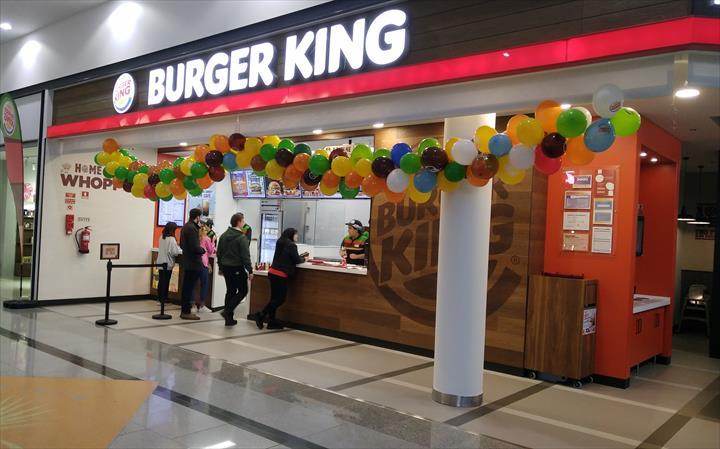 BURGER KING® INAUGURA RESTAURANTE EM VALONGO