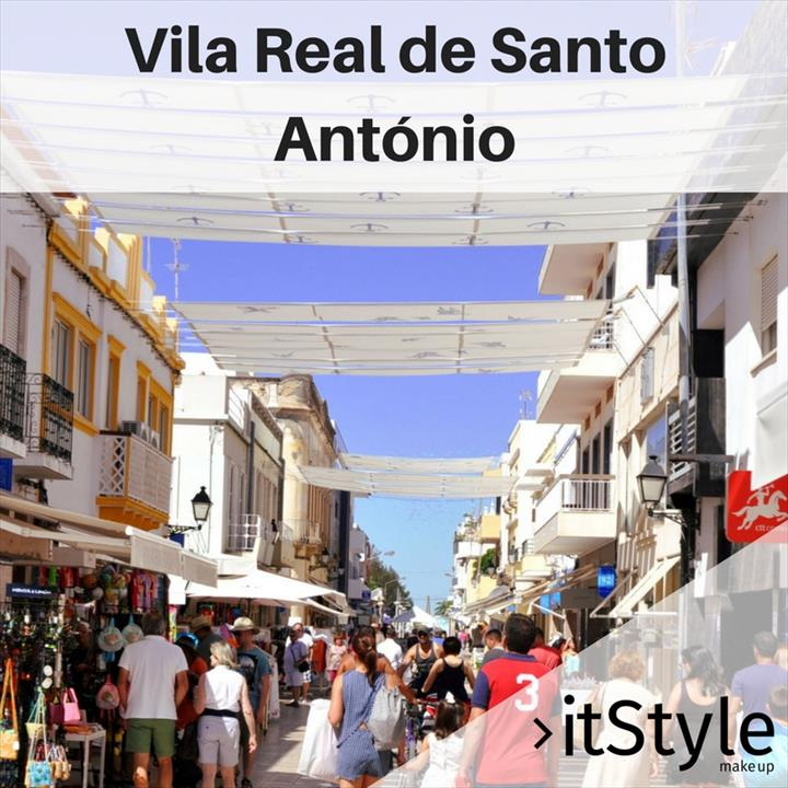 ItStyle Make Up – Já chegámos a Vila Real de Santo António!