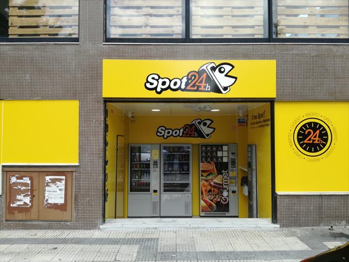 Spot24h inaugurou nova loja em Braga.