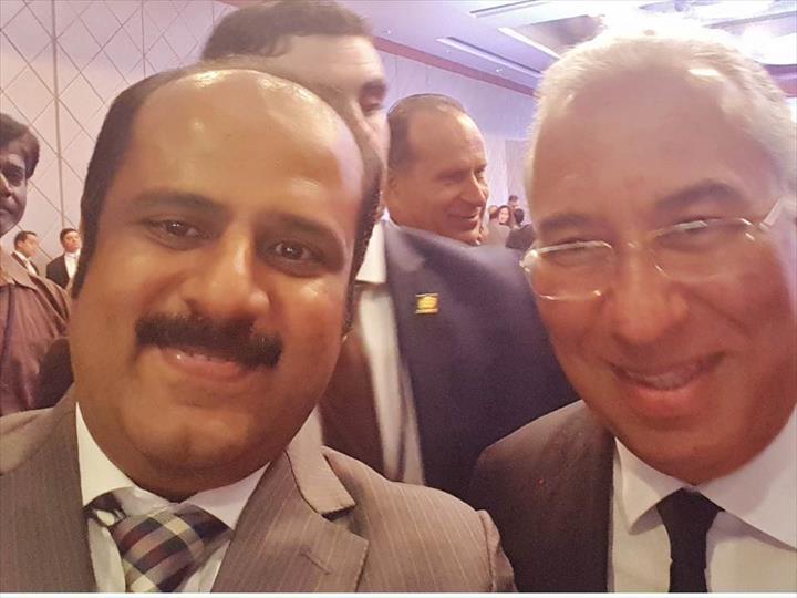 O primeiro de Portugal apoia o investimento Vivafit na Índia,