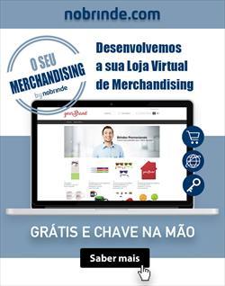 A MBA | Nobrinde.com, encontra-se desde 1989, no mercado da publicidade e do marketing