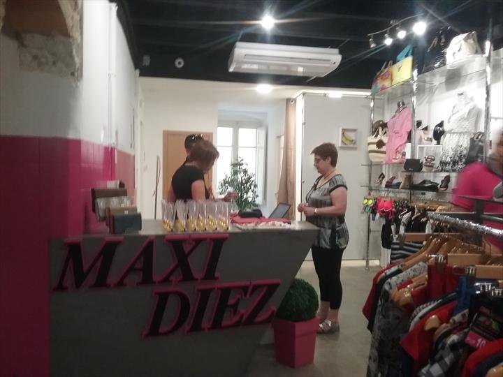 A MAXI  DIEZ segue imparável e promete novas aberturas.