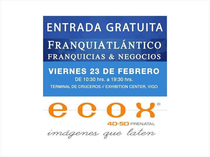 Ecox4D-5D, franchising líder em ecografia emocional, estará presente na Feira Franquiatlántico em Vigo