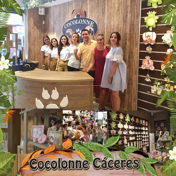 A Cocolonne Cáceres já abriu as suas portas!