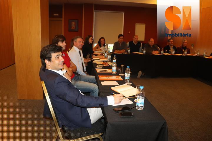 """A """"Soluções Ideais"""" realizou no passado dia 6, em Coimbra, mais uma ação de formação, desta vez a versar o tema """"Combate ao branqueamento de capitais"""","""