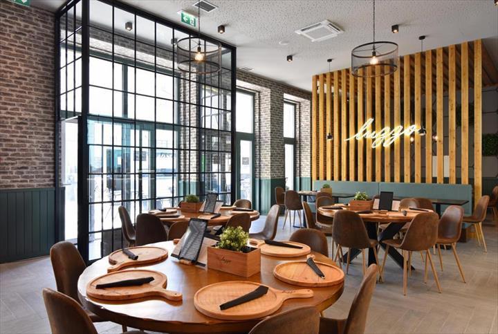 Pizzarias Luzzo abrem a primeira unidade inserida num hotel.