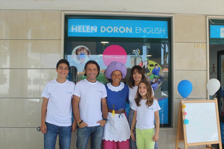 A rede de franchising de centros de ensino da língua inglesa Helen Doron English continua a crescer em Portugal, abrindo a sua 26ª unidade na cidade de Torres Vedras, em setembro.