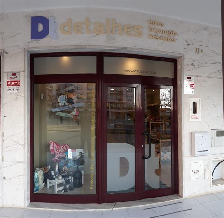 A Dtdetalhes inaugura a sua loja no Pinhal Novo.