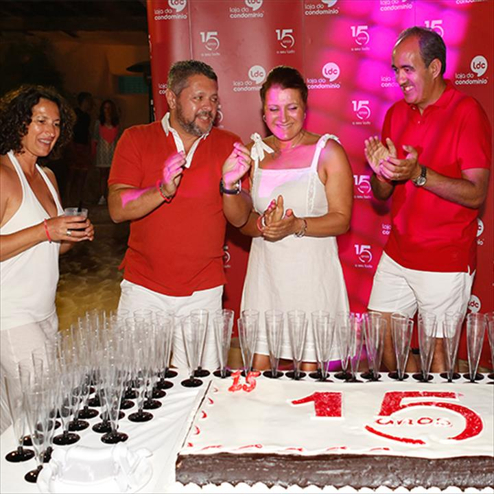 Algarve acolheu festa dos 15 anos LDC, no passado dia 17 de junho.
