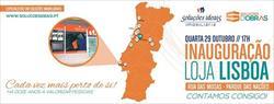 Inauguração loja Soluções Ideais - Expo em Lisboa