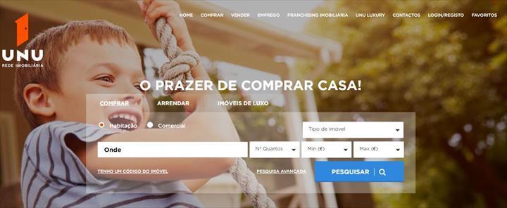 Imóveis UNU atingem 10 milhões de visitas por mês