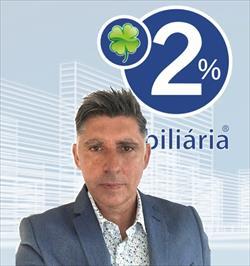 Entrevista ao Diretor da marca 2% Rede Imobiliária ,Sr Jorge Ferreira