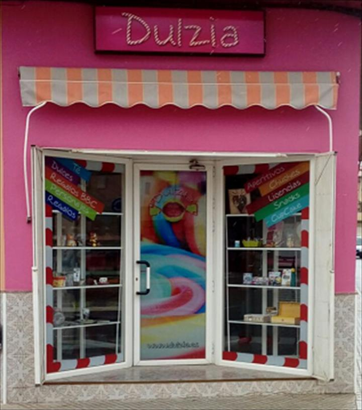 """ A Dulzia Inaugura uma Nova Loja em Pozo Alcón (Jaén)."