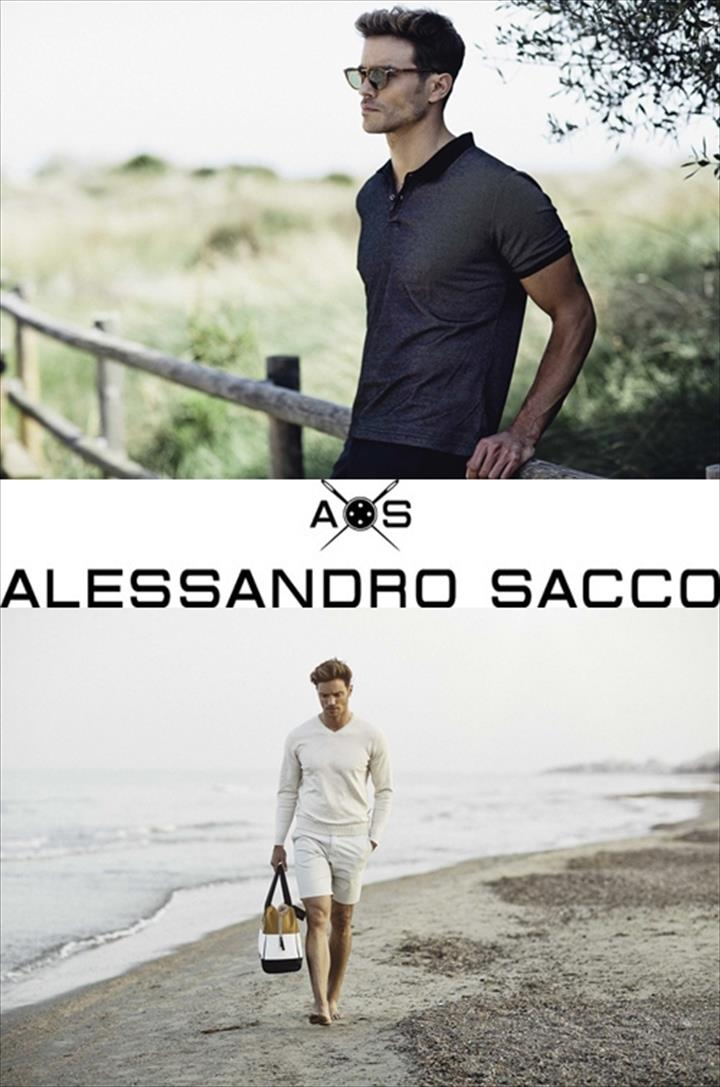 O verão chega as lojas Alessandro Sacco, com muitas novidades sem nunca deixar de lado o bom gosto e a qualidade, dois aspectos que distinguem a marca e já são referência.