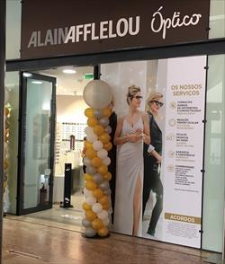 Alain Afflelou reabre loja em Olhão com nova imagem e campanha especial