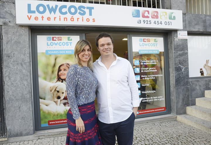 Já abriu a primeira LowCost Veterinários Soares dos Reis em Vila Nova de Gaia