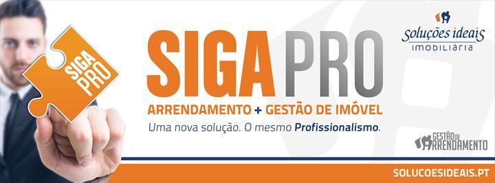 SIGA PRO – inovação na gestão de arrendamentos