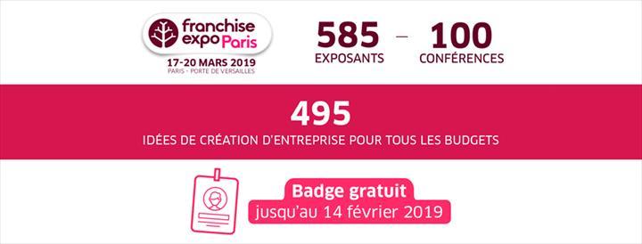 APF consegue condições especiais para participação na Franchise Expo Paris