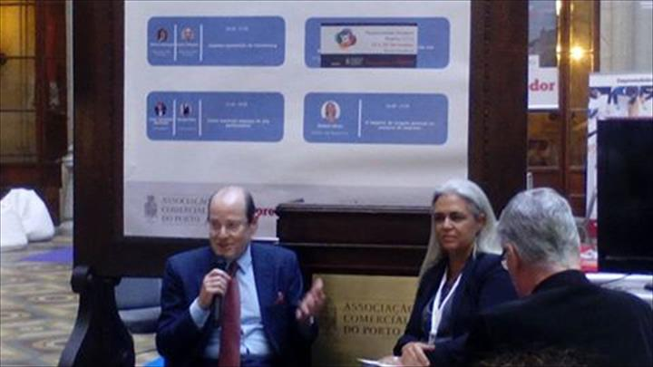 Encerramento das conferências Franchising Summit Porto 2016