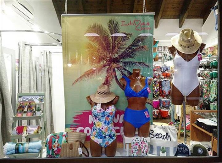 A franquia Aimé lança uma linha de roupa íntima e Swimwear