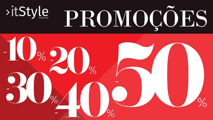ItStyle Make Up - Promoções até 50%
