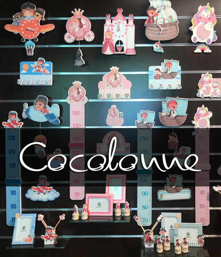 O SEU FRANCHISING DE PRENDAS: COCOLONNE.
