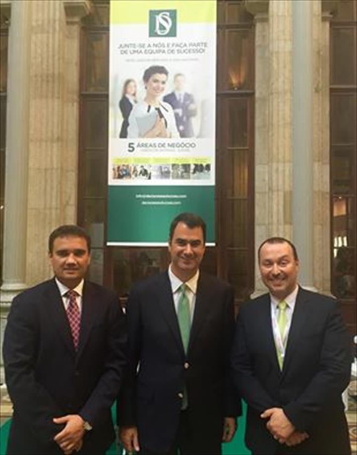 A DECISÕES E SOLUÇÕES nos últimos dois dias esteve presente no Franchising Summit Porto