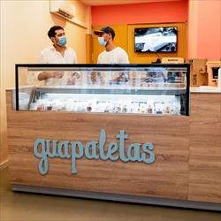 Descubra Guapaletas em #Valencia e #Barcelona!