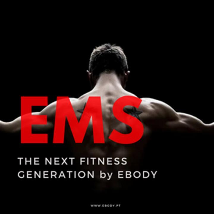 eBody promove o conceito de treino de EMS.
