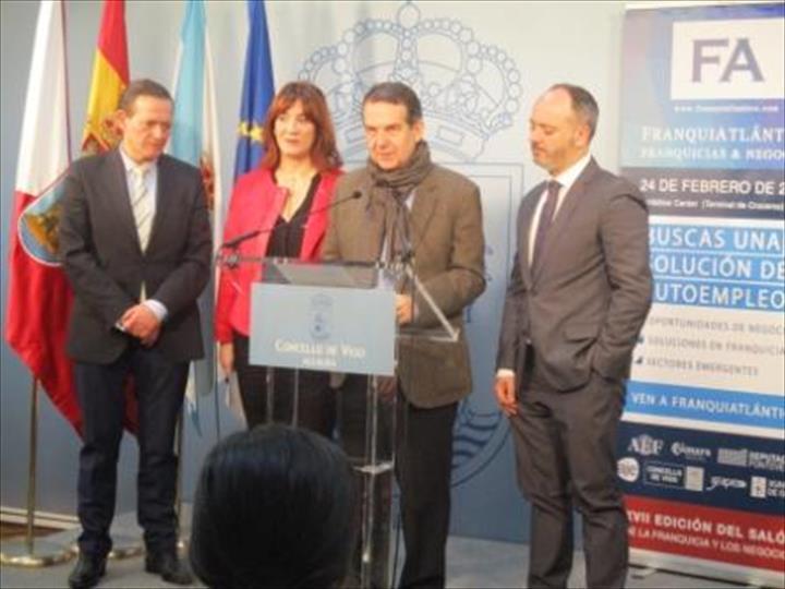 Franquiatlantico tornar-se o epicentro da franquia com soluções de auto-emprego para Vigo