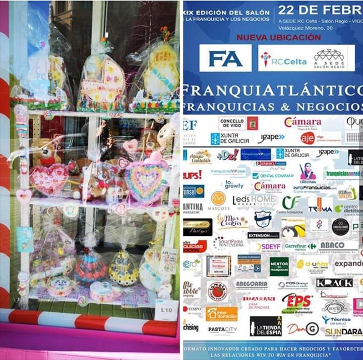 O franchising líder pelo número de lojas no sector de investimento mínimo apresenta a sua loja franchisada em Vigo, onde 3 das suas lojas são já reconhecidas.