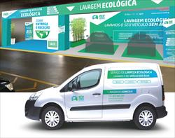 Junte-se à rede EcoCarWash!
