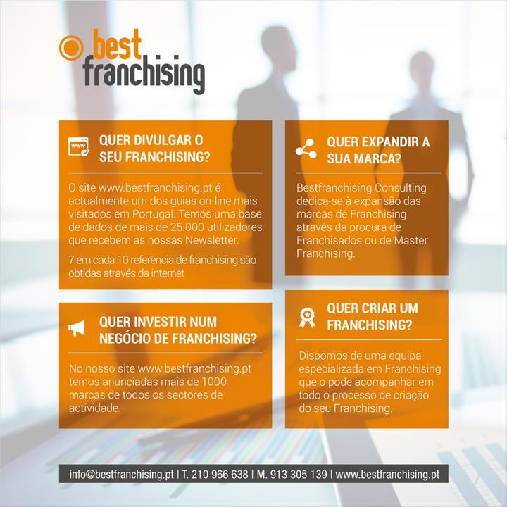 BESTFRANCHISING  PRESENTE NA REVISTA NEGÓCIOS & FRANCHISING