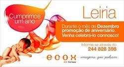 PROMOÇÃO DE ANIVERSÁRIO  ECOX 4D