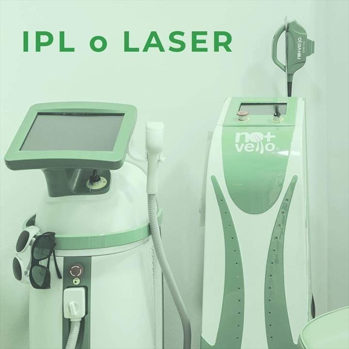 Conhece as diferenças entre depilação a laser e depilação com IPL?