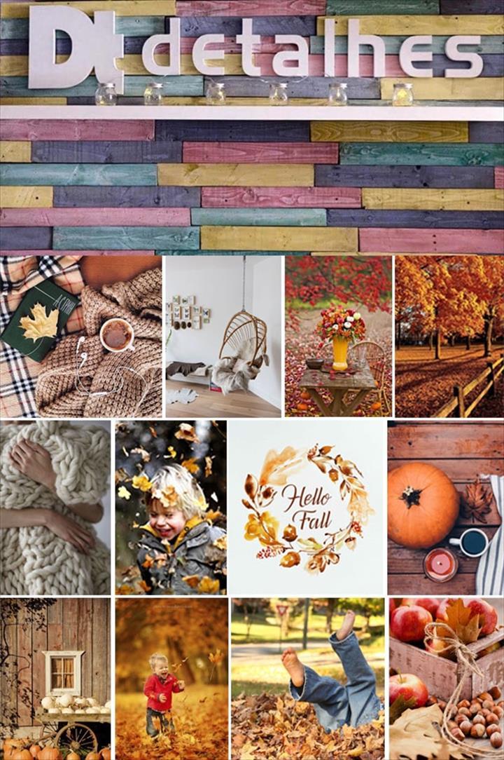 """As lojas Dtdetalles preparam-se para uma das estações mais deliciosas para aproveitar o aconchego do """"lar doce lar"""" – O Outono."""