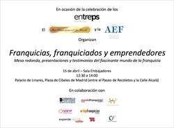 A Asociación Española de Franquicias (AEF), Entreps Awards y Best Franchisee of the World