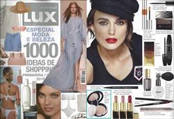 KIOMA – Integra sugestões da Revista Lux Especial Moda & Beleza