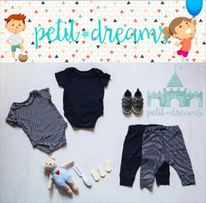 Petit Dreams é um conceito inovador no Mundo da moda infantil, conheça as vantagens de pertencer ao franchising: