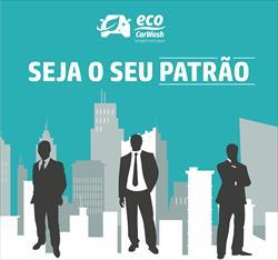 Seja o seu próprio patrão na EcoCarWash!